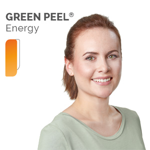 GREEN PEEL herbal peeling Energy