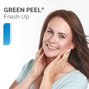 GREEN PEEL herbal peeling Fresh-Up